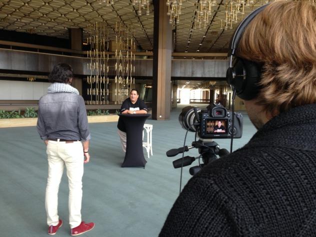 Interview et vidéos WordCamp 2014