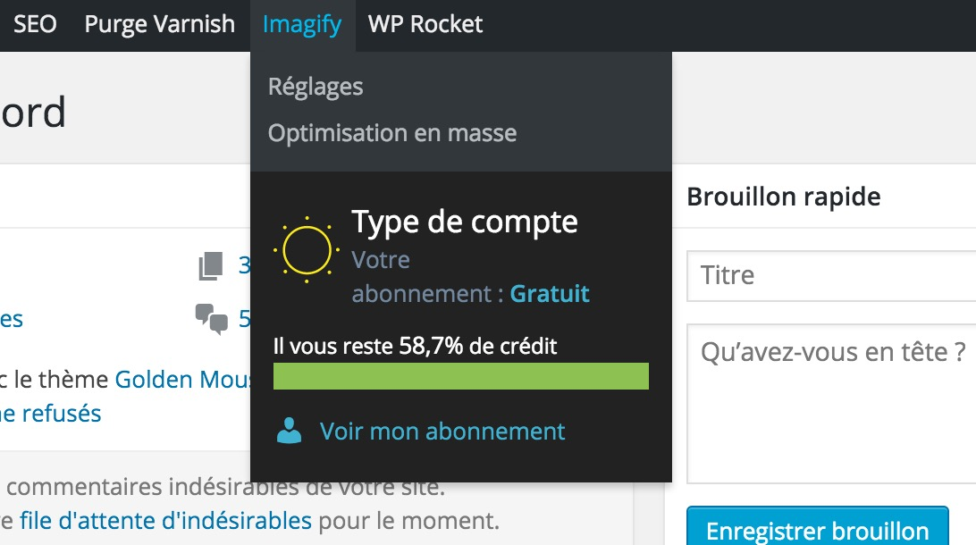 widget imagify