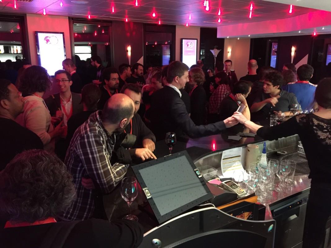 soirée after WP Tech