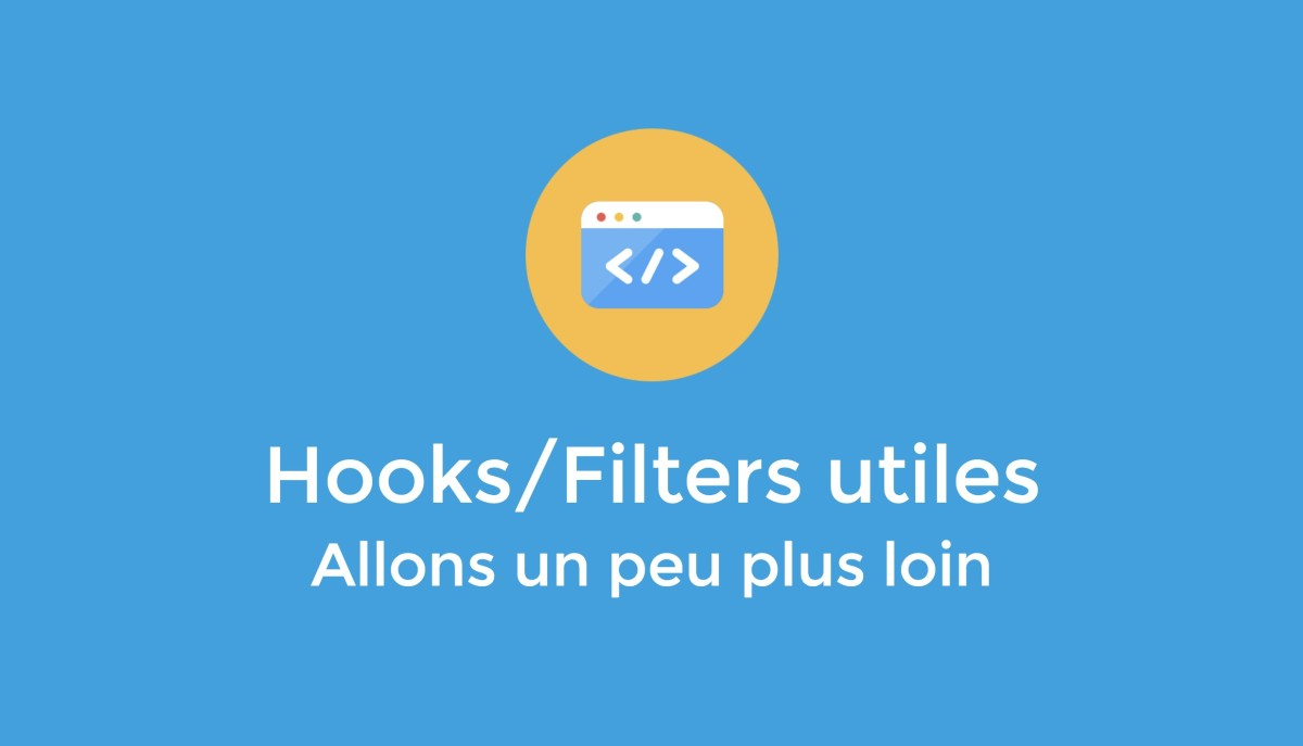 hooks filters API rest WP