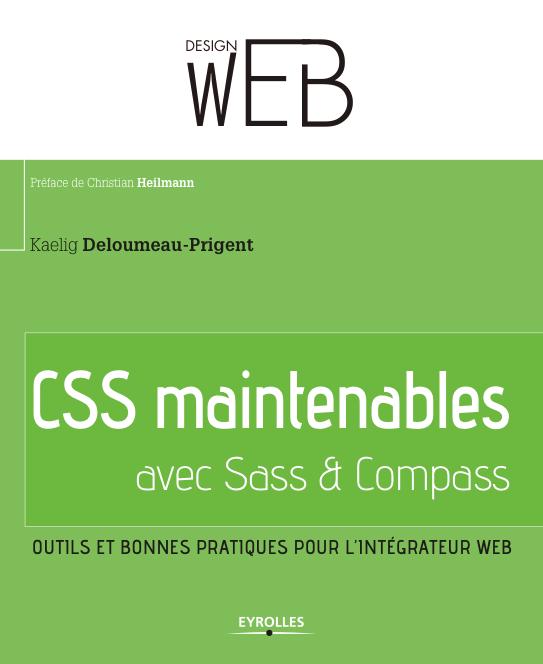 CSS Maintenables avec Sass et Compass