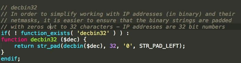Vérification de la déclaration d'une fonction dans WP Rocket